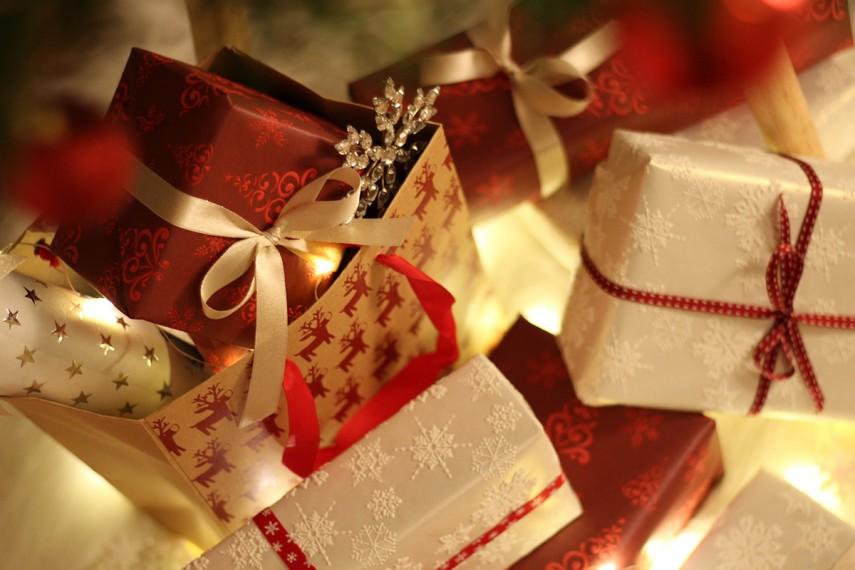 Ιδέες για Χριστουγεννιάτικη συσκευασία δώρων