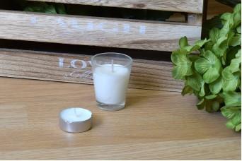 Ποτήρι Σφηνάκι 5,8εκ με Κερί GI5024W
