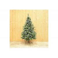 Πράσινο Δέντρο Flocked 180cm CD21-SHH027