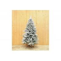 Πράσινο Χιονισμένο Δέντρο Sugar Pine 180cm CD21-SHH082-180