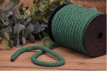 Κορδόνι Βαμβακερό 20m Πράσινο CC1147-20