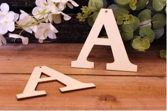 """Γράμμα Ξύλινο """"Α"""""""