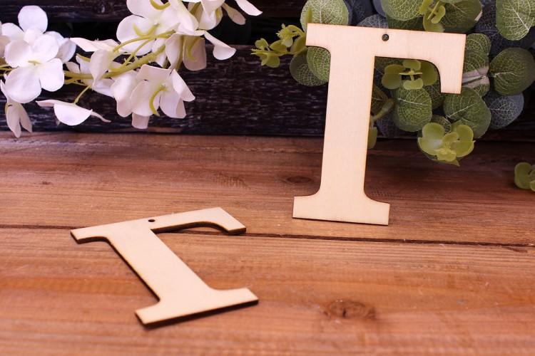 """Γράμμα Ξύλινο """"Γ"""""""