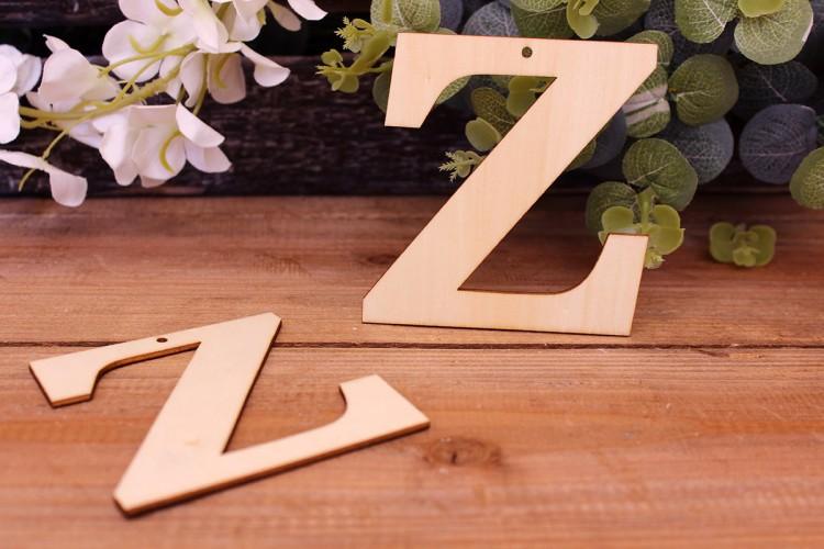 """Γράμμα Ξύλινο """"Ζ"""""""