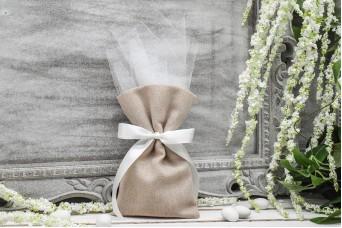 Μπομπονιέρα Γάμου BGP-163318-11-01