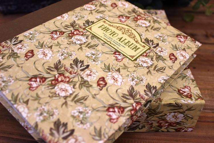Άλμπουμ Floral Λαδί PI9687DG