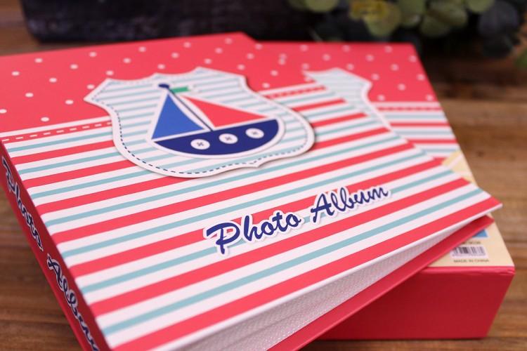 Άλμπουμ Navy Ροζ PI9688P