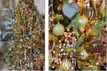 Woodland Πρόταση με Στολίδια,  Δέντρο και Φωτάκια