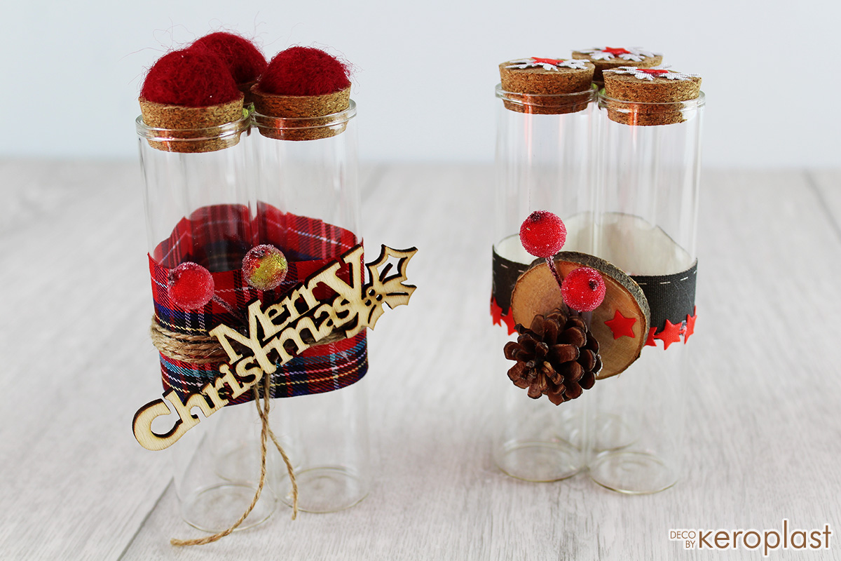 Βαζάκια για Βανίλια, Κακάο, Σοκολάτα ή άλλα μικρά γλυκάκια