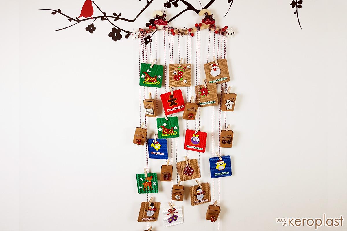 Χριστουγεννιάτικο Advent Calendar
